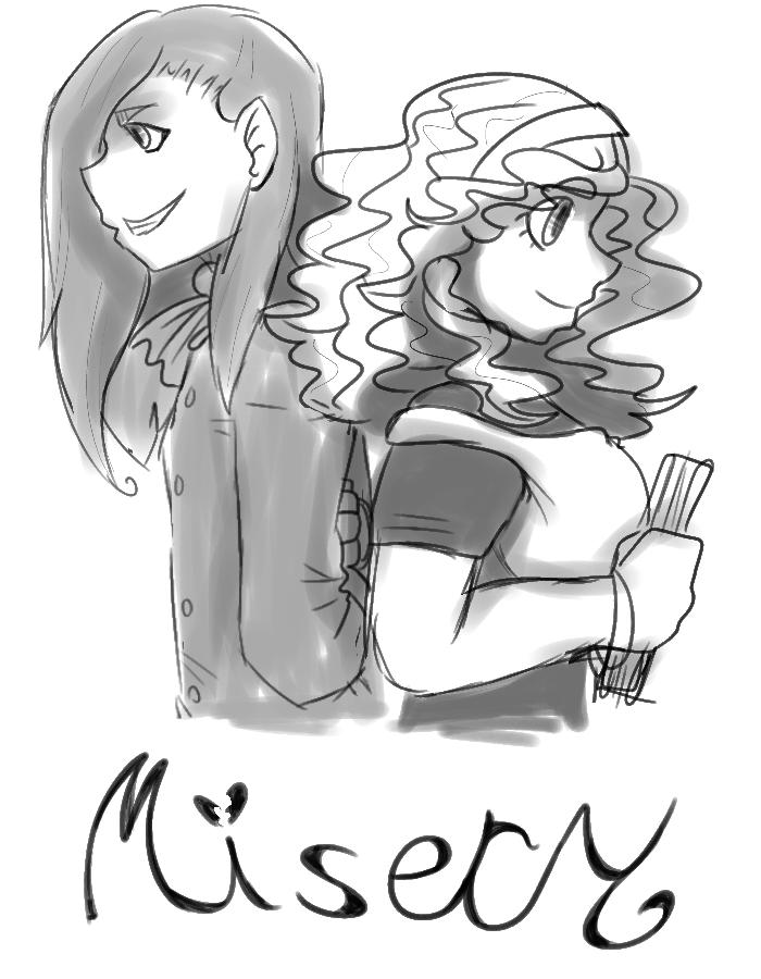 Misery [Cover] by MyDoggyCatMadi