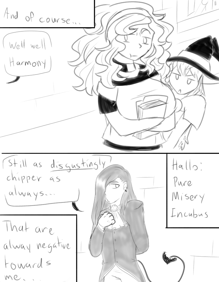 Misery [Page: 5] by MyDoggyCatMadi