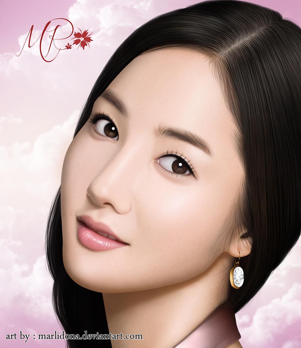 Park Min Young By Marlidona On DeviantArt