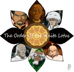The Order Of The White Lotus by BellaTytus