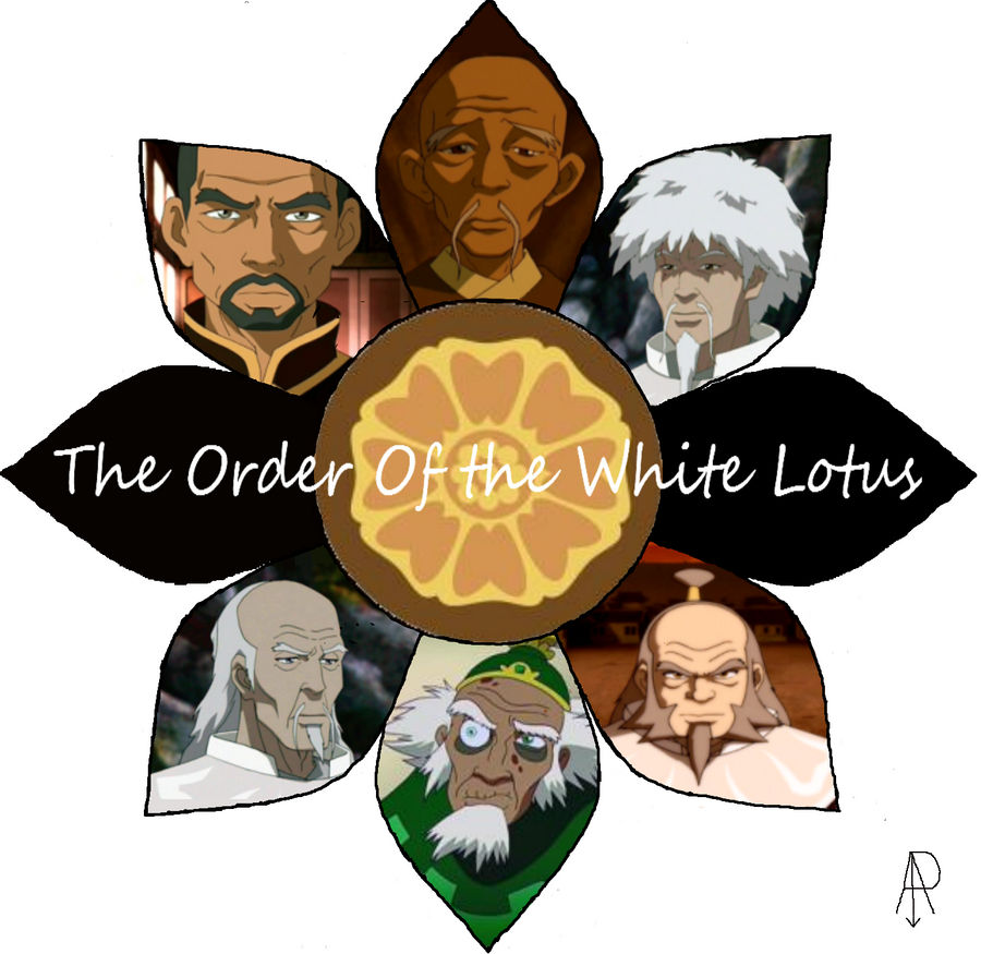 The Order Of The White Lotus By Bellatytus On Deviantart