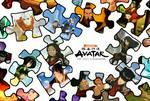 ALAB Puzzle Piece Wallpaper