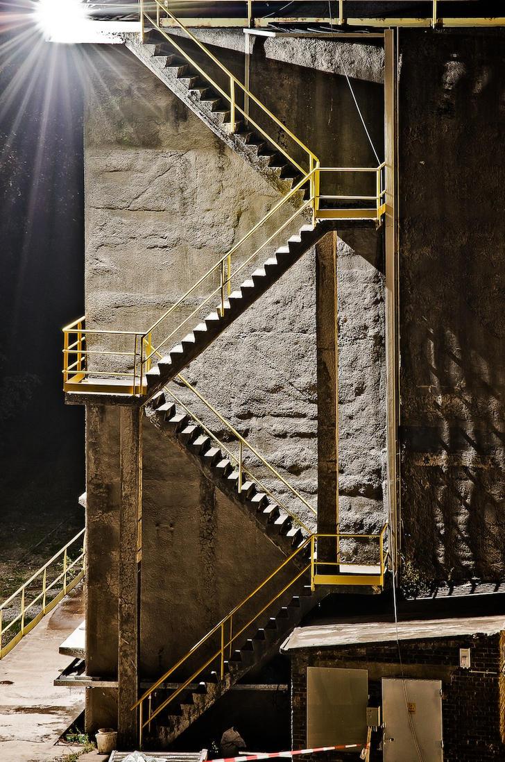 Stairs by Miisamm