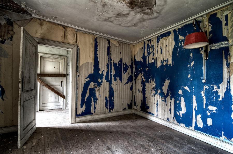 Blue Room by Miisamm