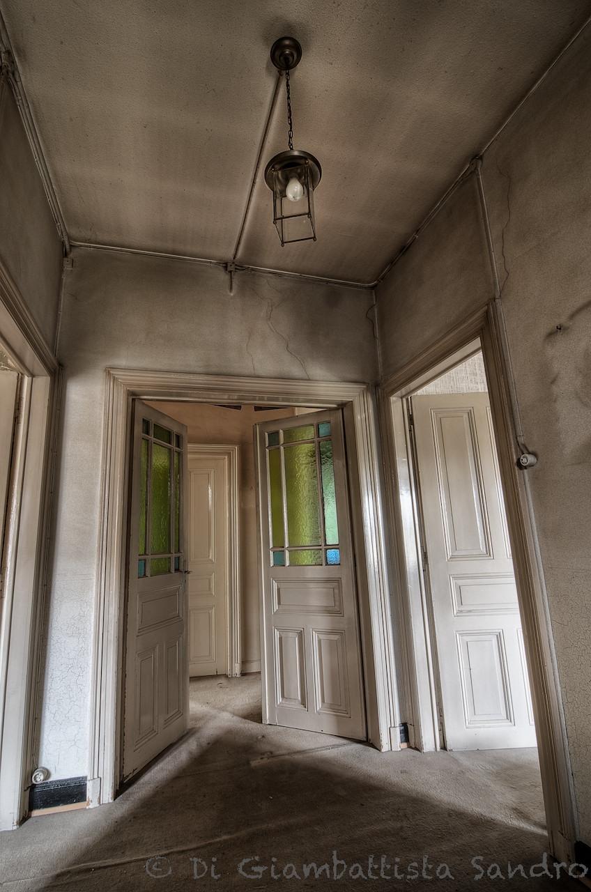 Crooked Hallway by Miisamm