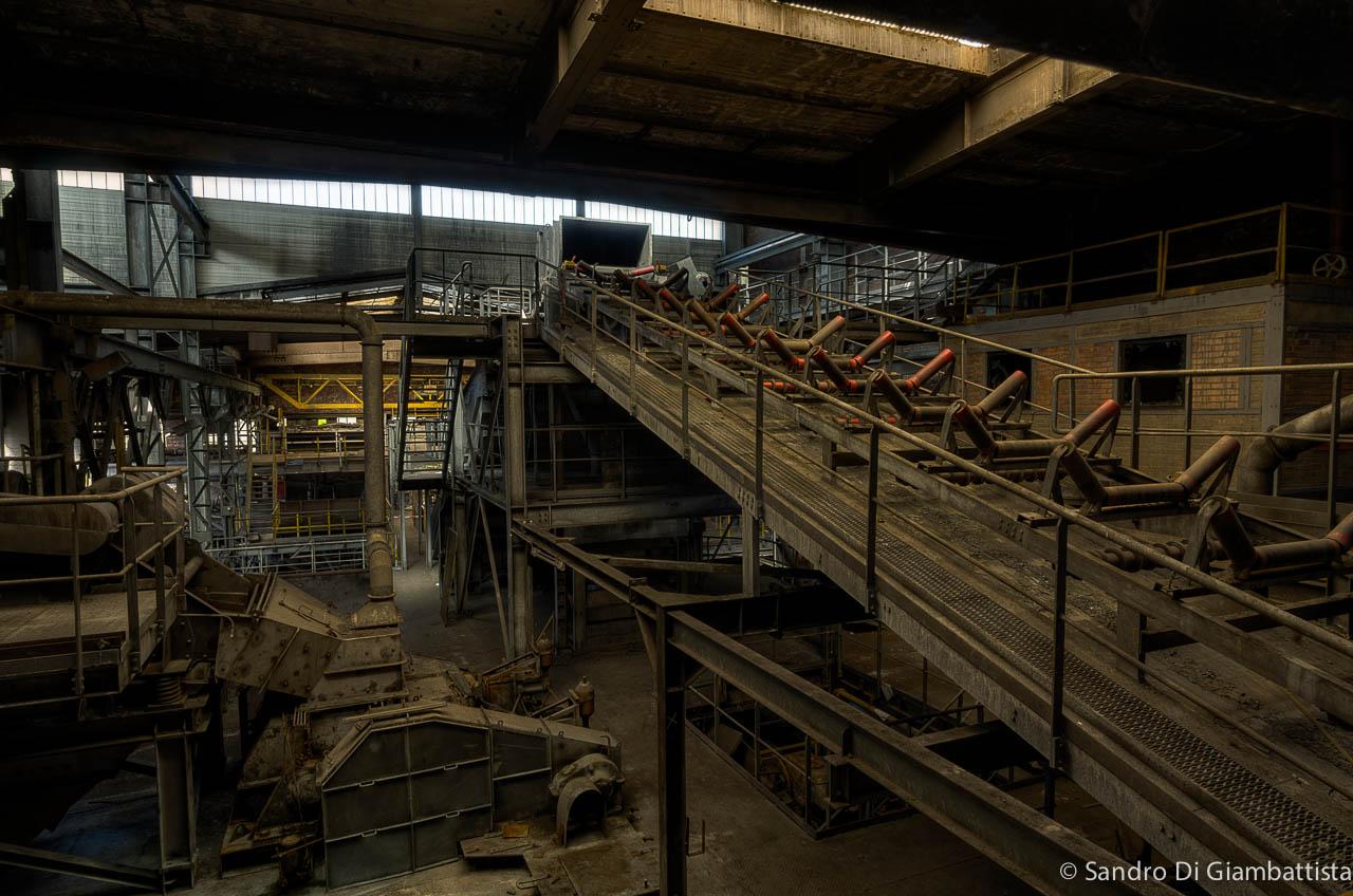 Industry , ramping down by Miisamm