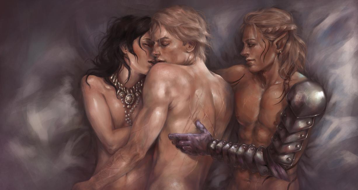 Секс красивый арт