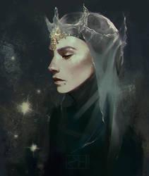 The Queen by perditionxroad