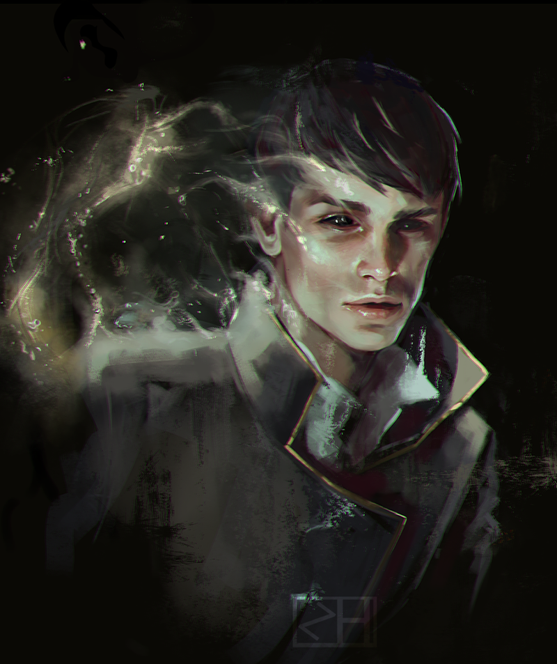 The Outsider by perditionxroad on DeviantArt