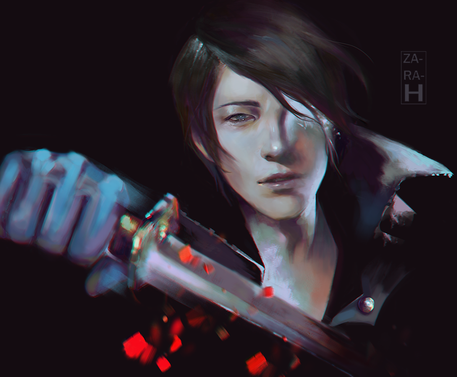 Yusuke by perditionxroad
