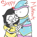 sloppy makeouts by xSaria