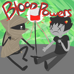 blood poeers by xSaria