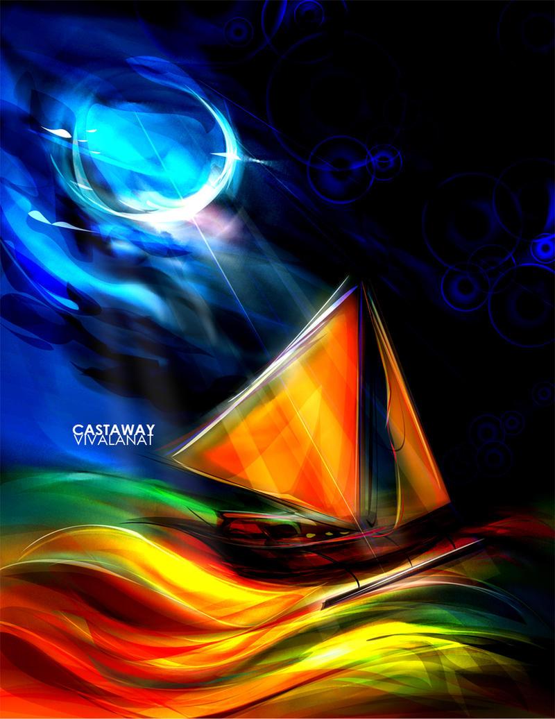 Castaway by vivalanat