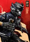 Zero Five: Carbine by vivalanat