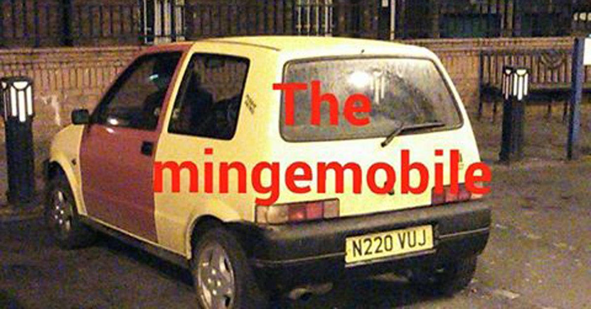 The Mingemobile