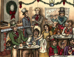 Les Amis Christmas