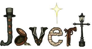 Javert Name Font