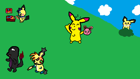 Pikacshu's Contest Entry by playerpichu