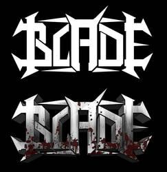 Blade logos by Subtrocity