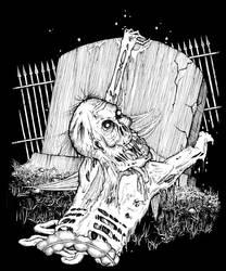 Jimmy the Hideous Corpse by Subtrocity