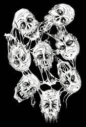 Nest of Heads by Subtrocity