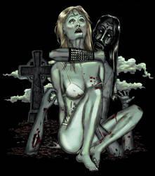 Scream Queen by Subtrocity