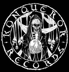 Konqueror Records logo by Subtrocity