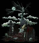 Death of a Scream Queen by Subtrocity