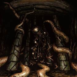 Terror in the Dark (recolor) by Subtrocity