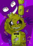 Springtrap Purple Guy