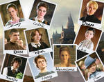 Hogwarts Polariods