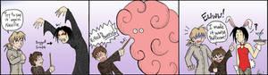 Boggart Snape Comic