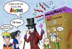 'Orochi Wonka' has CANDY