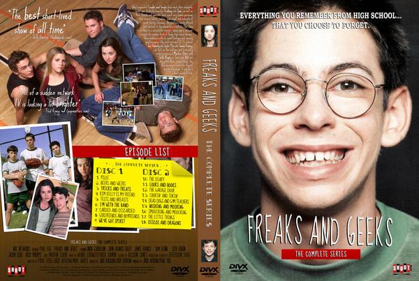Freaks and Geeks by BrunoCavalcante