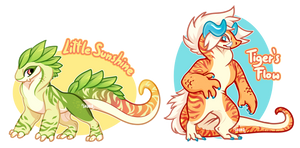 Cute Reptile Babies - Auction [CLOSED]