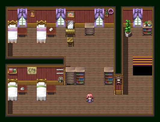 Item Shop B, Room2 by Selenu