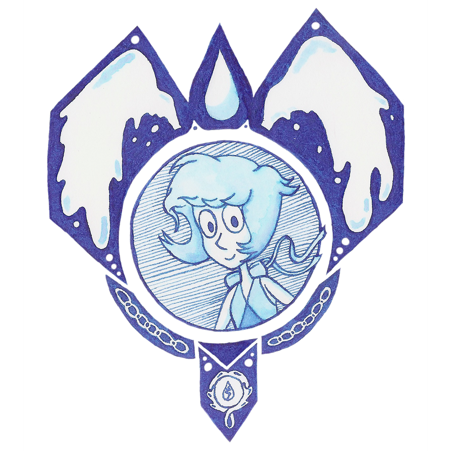 Lapislazuli - Crystal gems - Steven Universe