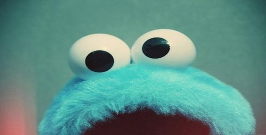 Cookie monster wallpaper by InvisibleTutos on DeviantArt