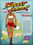 Street Fighter: Destiny Jam/ Danica