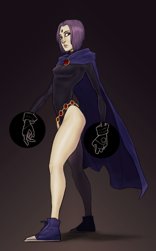Raven by FreeMech