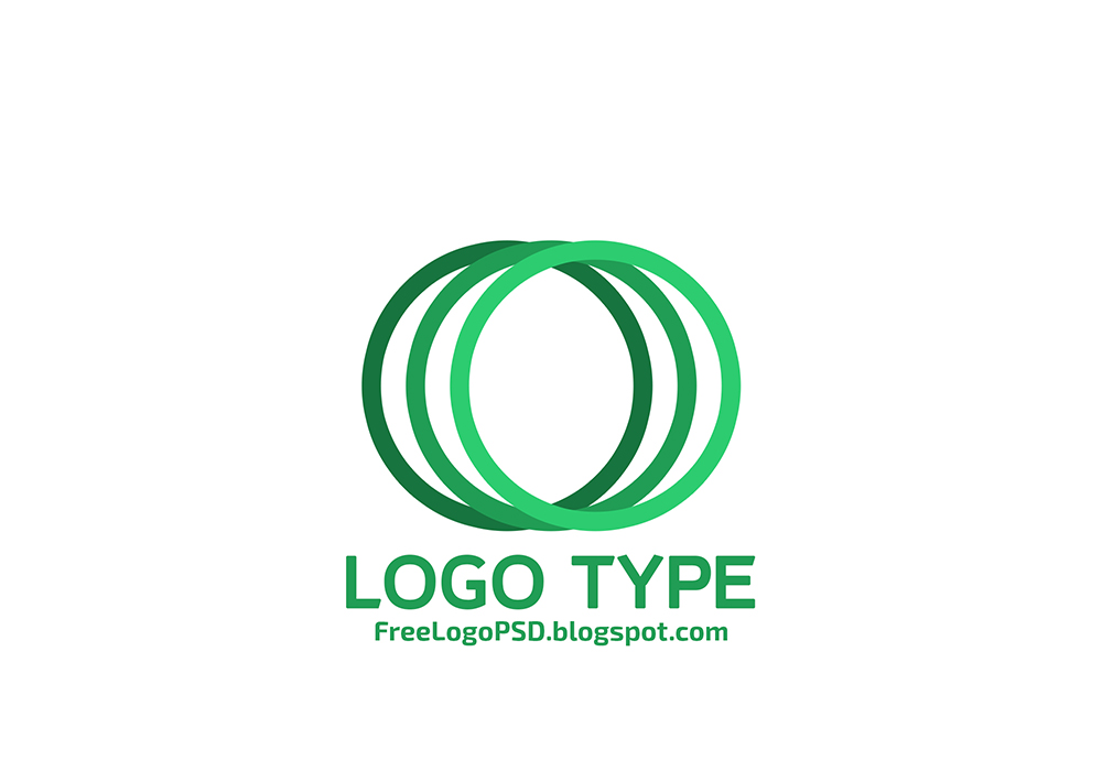 Circles Logo Template PSD by GraphicDesign00 on DeviantArt