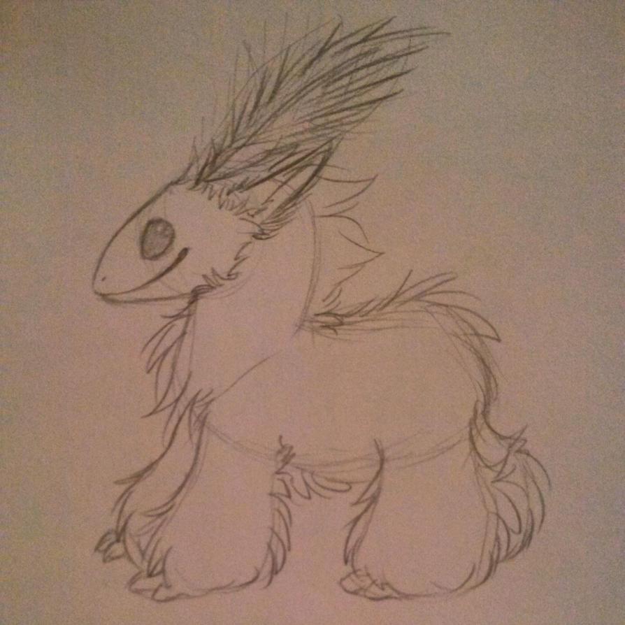 Comm. Rough Sketch by JulieSchuster