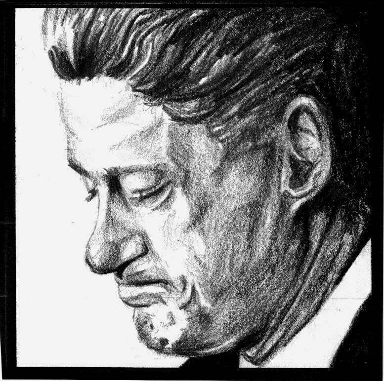 Bill Clinton by Estebelle