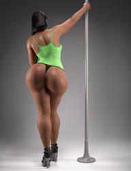 Studio 3. Pole Dance