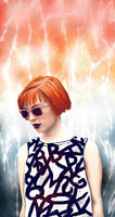 Hayley Williams by feelthesky