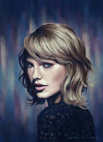 Taylor Swift by feelthesky
