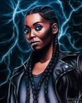 Thunder by feelthesky