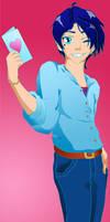Anime Boy Test