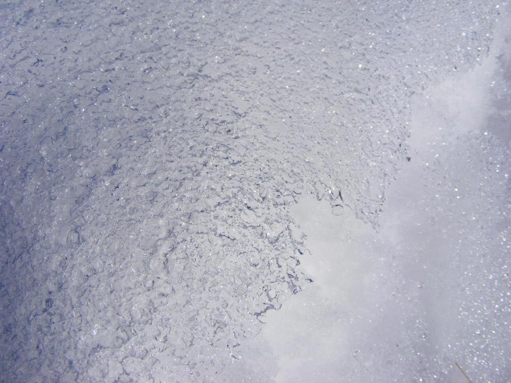Schnee Harsch by Stille-Wasser