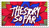 The Story So Far TSSF Stamp by McDandy